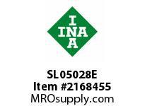INA SL05028E C3 Cylindrical roller bearing-full com
