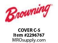 Morse COVER C-5 M SERIES CLUTCH