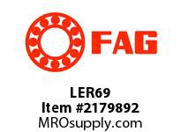 FAG LER69 PILLOW BLOCK ACCESSORIES(SEALS)