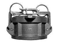 Jason DCL600S 6 SS CAP W LOCKING HNDLS