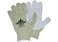 MCR 93861XXL Memphis Hero 7 Gauge Regular Weight Kevlar/Stainless/Nylon Shell Leather Palm