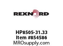 REXNORD HP8505-31.33 HP8505-31.33 HP8505 31.33 INCH WIDE MATTOP CHAIN