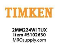 TIMKEN 2MM224WI TUX Ball P4S Super Precision