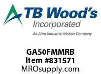 TBWOODS GA50FMMRB HUB GA5 RB MILL MOTOR