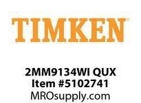 TIMKEN 2MM9134WI QUX Ball P4S Super Precision