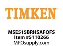 TIMKEN MSE515BRHSAFQFS Split CRB Housed Unit Assembly