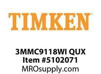 TIMKEN 3MMC9118WI QUX Ball P4S Super Precision
