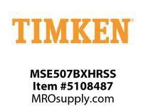 TIMKEN MSE507BXHRSS Split CRB Housed Unit Assembly