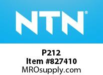 NTN P212 Bearing Units - Cast Housing