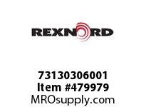 REXNORD 138004 73130306001 V130 HCB 303SS 1.8740 BR