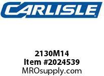 Carlisle 2130M14 Vee Rib M Carlisle