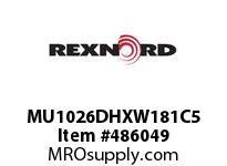 MU1026DHXW181C5 MU1026DHX/W181/ 7505673