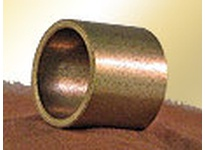 BUNTING EP040805 P 02802.5 1/4 X 1/2 X 5/16 SAE841 Standard Plain Bearing