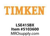 TIMKEN LSE415BX Split CRB Housed Unit Component