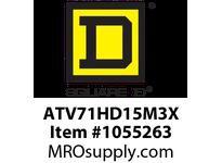 ATV71HD15M3X