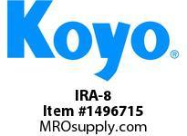 Koyo Bearing IRA-8 NEEDLE ROLLER BEARING SOLID RACE INNER RING