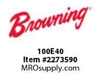 Browning 100E40 QD SPROCKETS-900