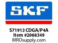 SKF-Bearing S71913 CDGA/P4A