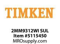 TIMKEN 2MM9312WI SUL Ball P4S Super Precision