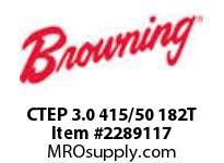 Browning CTEP 3.0 415/50 182T MOTOR MODULES