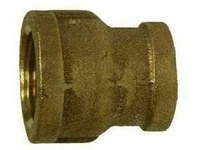 MRO 44444 1-1/4 X 1/2 BRONZE REDUCNG COUP