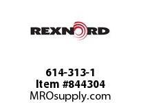 REXNORD 614-313-1 HP1757 F3 ATCH PIN PIV