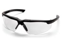Pyramex SCH4810DT Charcoal Frame/Clear Anti-Fog Lens