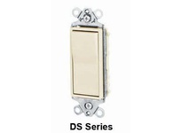 HBL-WDK DS220GY SWITCH DECO SER DP 20A 120/277V GY