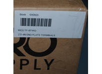 WEG TF-BTWD 2.5-4N END PLATE Terminals