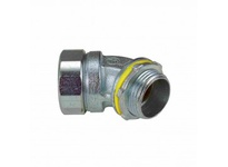 Orbit MLT45-350 LIQUIDTIGHT CONNECTOR MALLEABLE IRON 45-DEGREE 3-1/2^