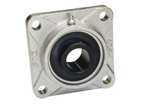 IPTCI Bearing BUCNPF206-19 BORE DIAMETER: 1 3/16 INCH HOUSING: 4-BOLT FLANGE HOUSING MATERIAL: NICKEL PLATED