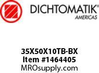 Dichtomatik 35X50X10TB-BX DISCONTINUED