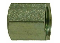 MRO 66470 1/8 GALV STEEL HEX CAP (Package of 10)