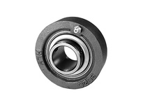 PTI HLW211X55UMM CYLINDRICAL BEARING UNIT-55MM HLW 200 GOLD SERIES - NORMAL DUTY -