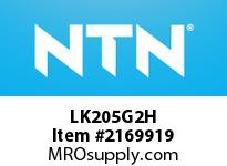 NTN LK205G2H Bearing Units -Insert Bearings
