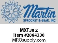 Martin Sprocket MXT30 2 CONVEYOR BUSHING