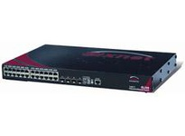 EL326-D0-1 26 ports; managed; layer 3; 24 GE RJ45 w/ 4 GE SFP Combo + 2 Optional 10 Gig; Single power input for 1