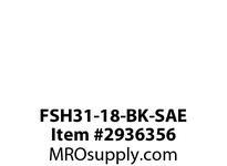 FSH31-18-BK-SAE