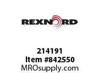 REXNORD 214191 4A1A2*303 ST A1/A2 EV6 O/S P/C R&L