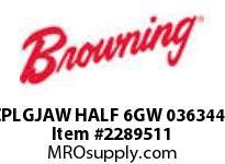 Browning CPLGJAW HALF 6GW 0363440 RENEWAL PARTS USGM