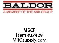 BALDOR MSCF MATING CONN. KIT MS3106F-14S-06S