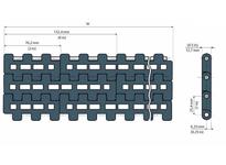 System Plast AA2501773 NGE2252PT-K3000 MPB-INCH