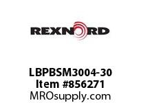 REXNORD LBPBSM3004-30 BSM3004-30 BSM3004 30 INCH WIDE MATTOP CHAIN W