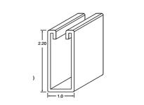 System Plast VG-LDP-100-10 VG-LDP-100-10