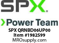 SPX QRNBD06UP00 SST6 QRN BODY-2-1/2in