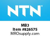 NTN MB3 Bearing Parts - Adapters