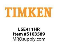 TIMKEN LSE411HR Split CRB Housed Unit Component