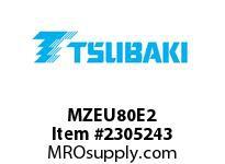 US Tsubaki MZEU80E2 Cam-Accessories MZEU80 E2 FLANGE