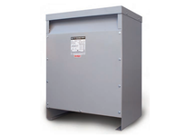MGM HT45A3B2SH-TP1 3 Phase 480 V Primary - 208Y/120 Aluminum 45KVA Transformer