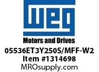 05536ET3Y250S/MFF-W2